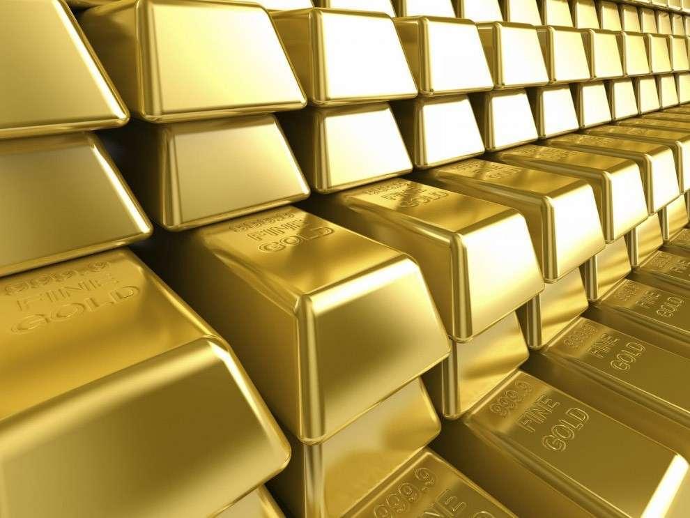 США украли золото Германии