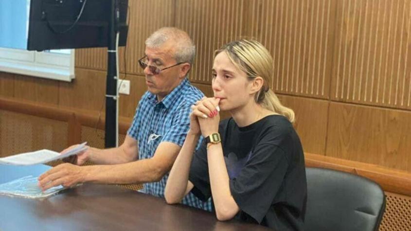 Суд арестовал Валерию Башкирову, сбившую троих детей в Москве