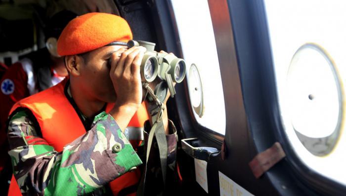Авиакатастрофа в Яванском море: тела погибших находятся в креслах на большой глубине