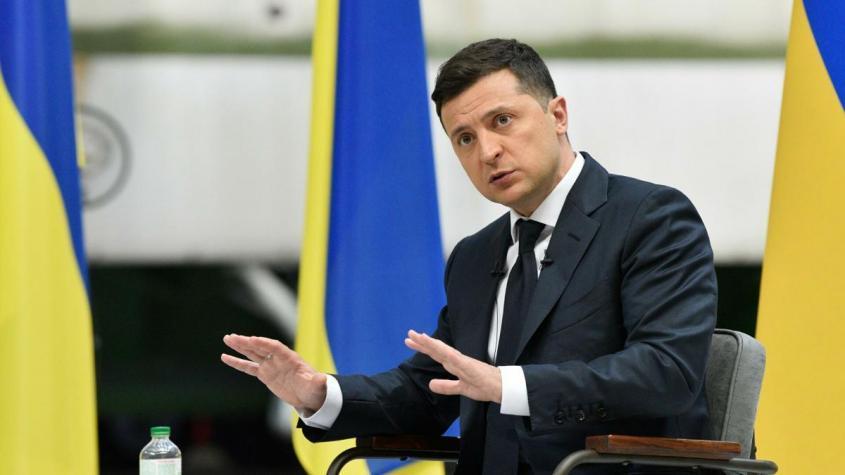 Зеленский узаконил геноцид русского народа на Украине