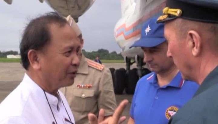 Российские спасатели помогут искать жертв крушения AirAsia