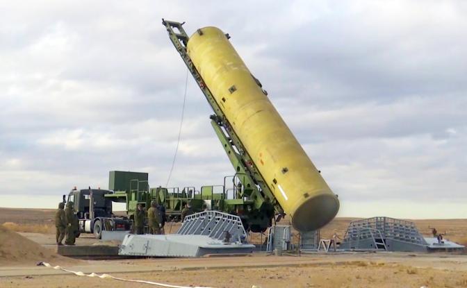 Москву прикрыли от «Минитменов» и «Трайдентов»