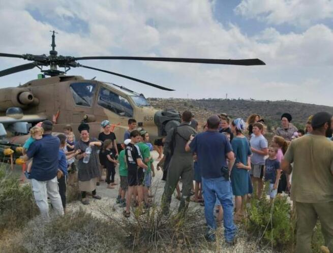 Сирийцы «нежно» посадили израильский боевой вертолёт «Апач» с помощью российских комплексов РЭБ