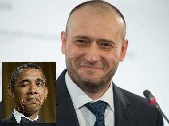 Дмитрий Ярош признался, что работает на ЦРУ США