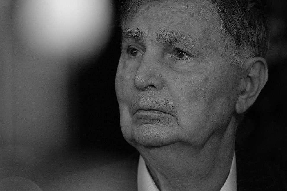 Умер хоккейный тренер Виктор Тихонов