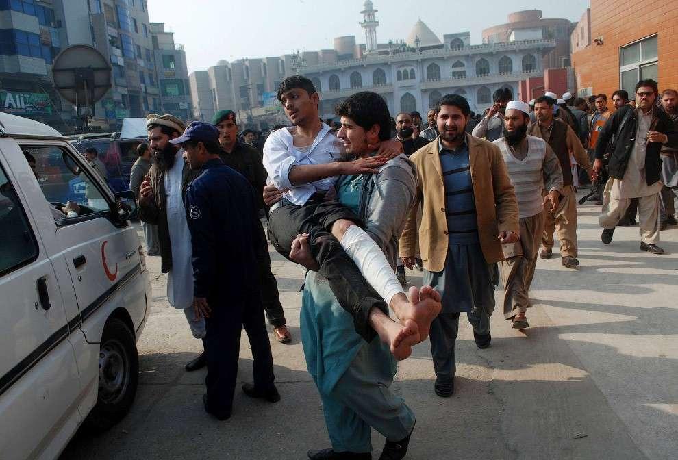 Теракт в Пакистане