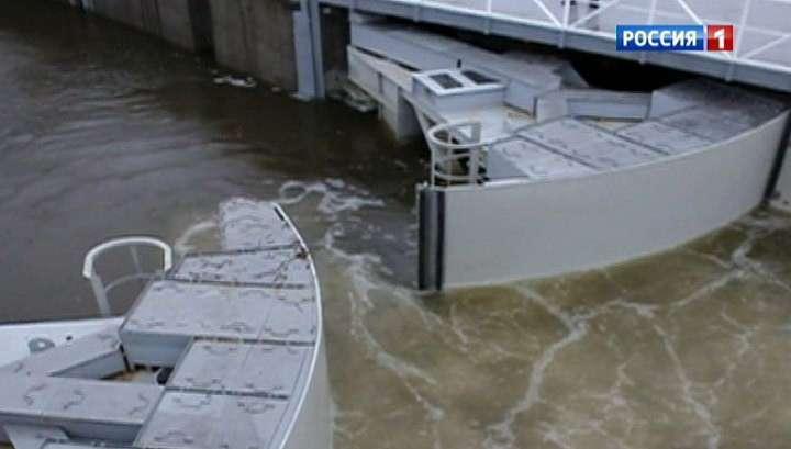 Защитный комплекс спас Петербург от наводнения. Остальное починили