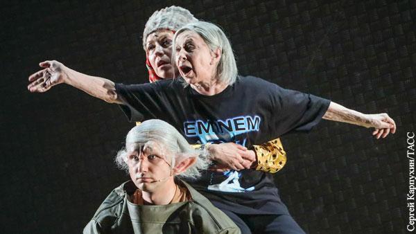 Бастрыкин поручил следователям проверить спектакль театра «Современник» с Ахеджаковой