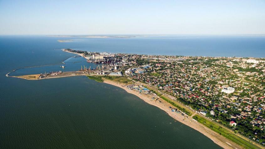 Из скважин под Азовским морем добыли первую партию пресной воды для Крыма