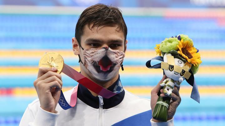 У русских спортсменов 6 новых медалей на олимпиаде в Токио