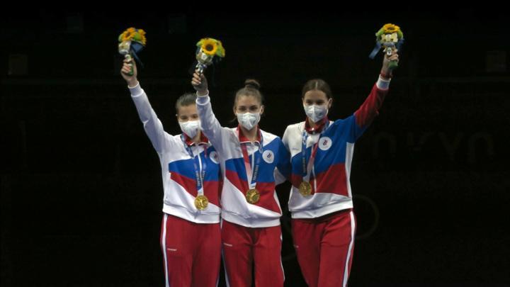 Олимпиада в Токио: в копилке россиян уже 37 медалей