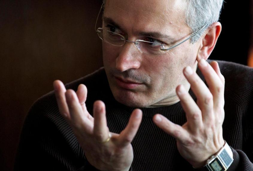 Русофобу Ходорковскому в России заткнули его зловонную пасть