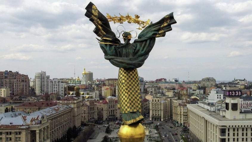 Еврей Зеленский официально передал судебную систему Украины в управление западным паразитам