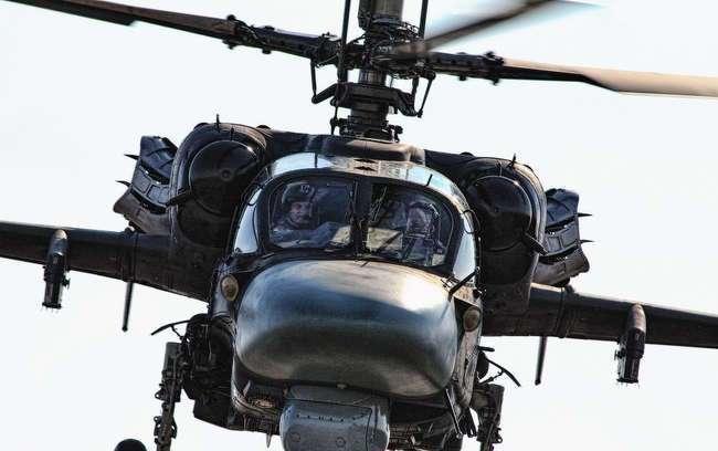 Россия создаёт у границ Латвии вертолётную базу