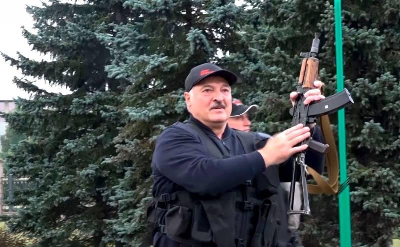 Ситуация в Белоруссии: кризис выходит на новый уровень