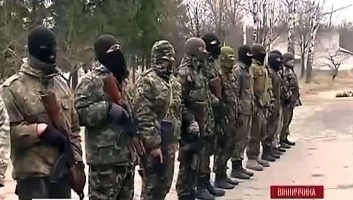 Украинская армия приняла в свои ряды неонацистов из «Правого сектора»