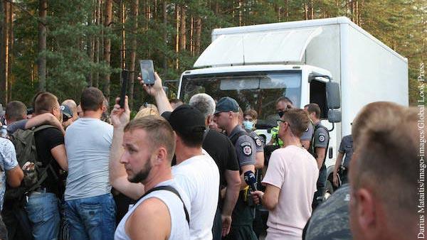 Литва нашла козырь против «гибридного нападения» Лукашенко