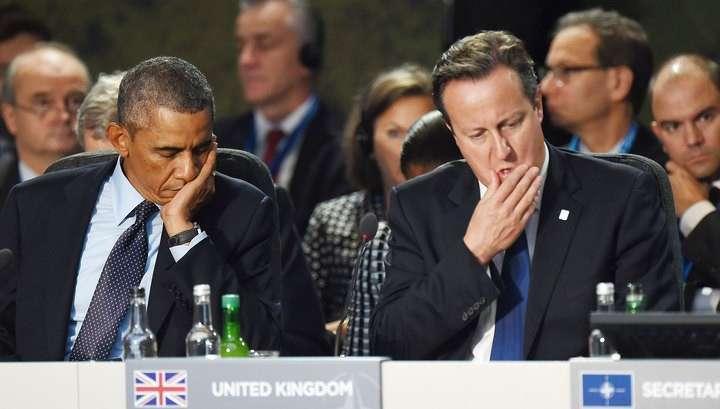 Обама называет Кэмерона «братан»