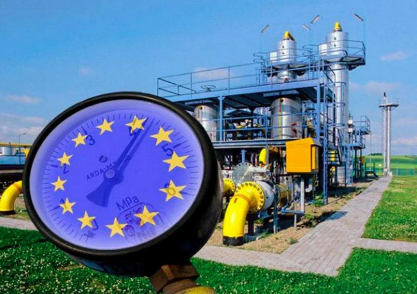 Наконец то дожили: Газпром вместе с газом начал качать и свои права