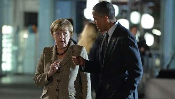 ФРГ больше не нуждается в западных партнёрах