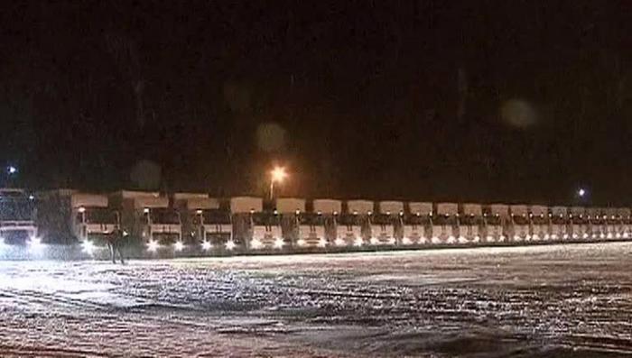 Гуманитарный конвой МЧС прибудет в Донецк и Луганск 8 января