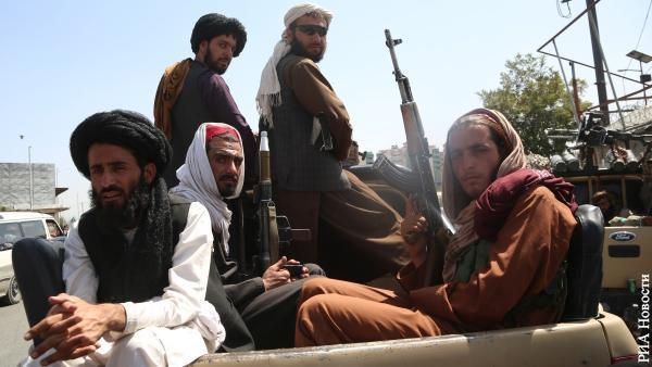 Война в Афганистане. Чем грозит России Талибан