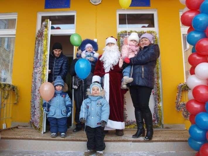 Впосёлке Кугеси (Чувашия) открылся новый детский сад «Крепыш» на240 мест