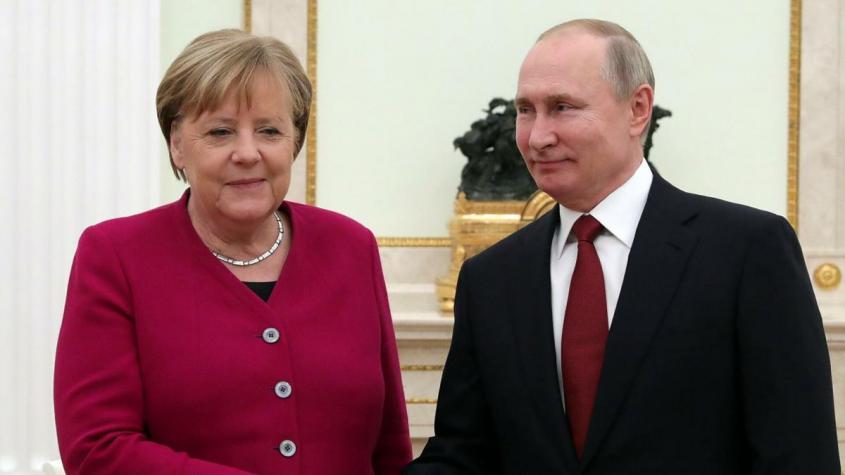 Меркель проведёт последние переговоры с Путиным перед выборами нового канцлера Германии