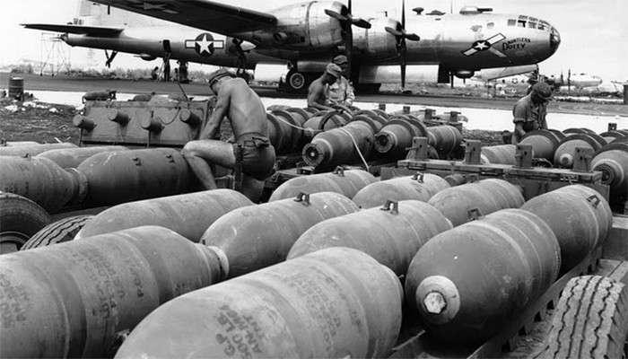 План «Троян»: 300 атомных бомб на СССР. 65 лет назад США были готовы атаковать с воздуха 20 городов Советского Союза