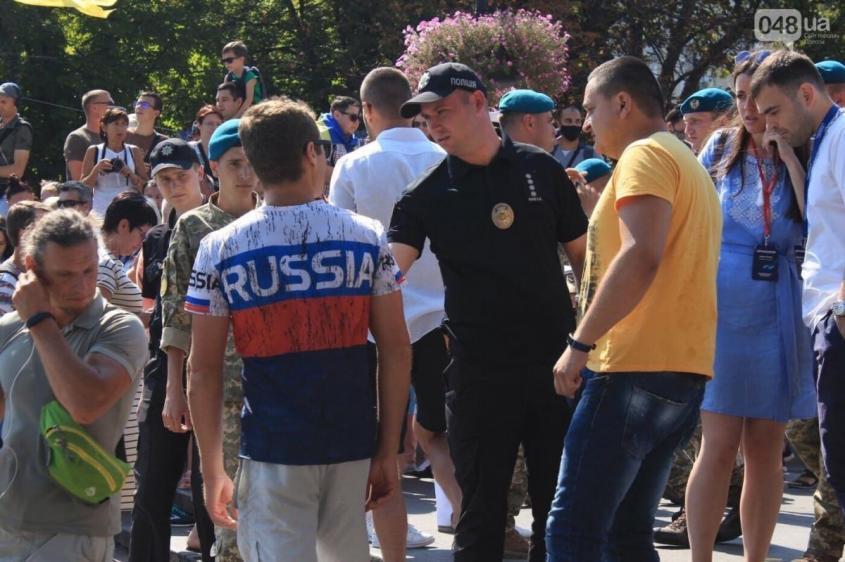 Приключения американца в Одессе: русофобия марксистов и фашистов