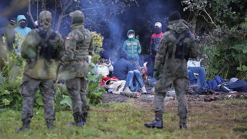 Как продвигается «атака мигрантами» Лукашенко против прибалтов и поляков