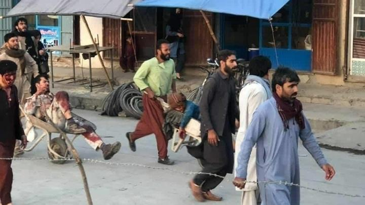 Жертвами теракта у аэропорта Кабула стали более 13 человек