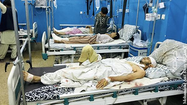 При взрывах в Кабуле пострадали более 1,3 тыс. человек