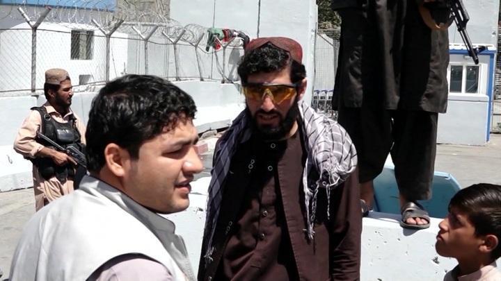 Талибы торопятся завершить трансфер власти. Новости на