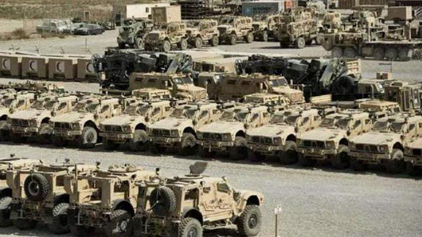 Конгрессмен: стоимость попавшего в руки талибов американского оружия составила $85 млрд