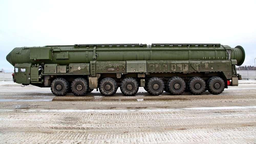 Россия готовит Америке ядерный «привет»