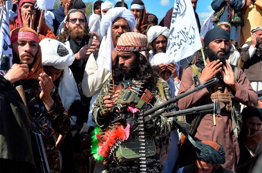 Кейс талибана – это не про религию, это про власть. Имитация начинает и проигрывает