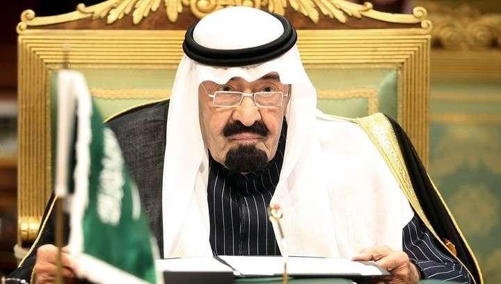 В Интернете «похоронили» короля Саудовской Аравии