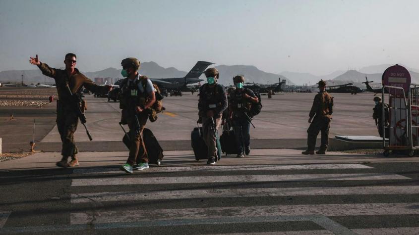 США оставили в Афганистане переводчика, помогавшего спасти Байдена в 2008 году