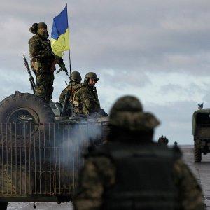 Украинские власти на фоне мирных переговоров готовятся к войне
