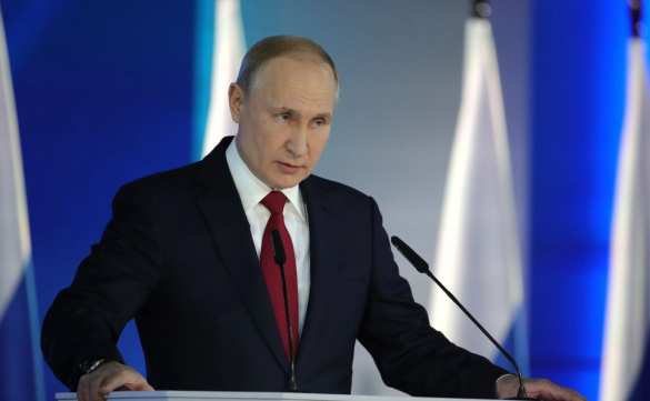 Путин призвал ввести талибов в «семью цивилизованных народов»   Русская весна