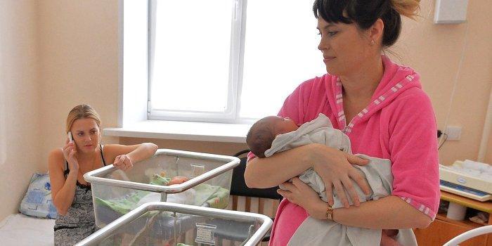 В Крыму начались выплаты материнского капитала