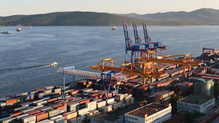 На ВЭФ-2021 представлен проект Большого Северного морского пути