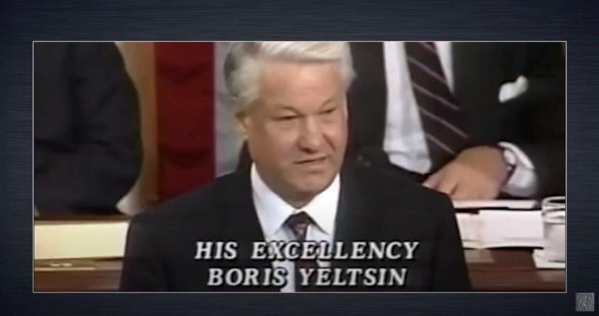 Как оно было при Ельцине и как стало при Путине или