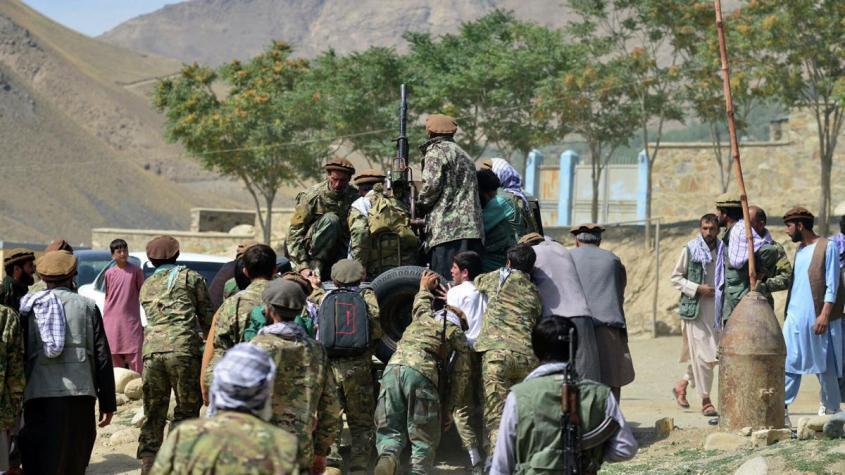 Район Парьян в Панджшере полностью очищен от атакующих талибов