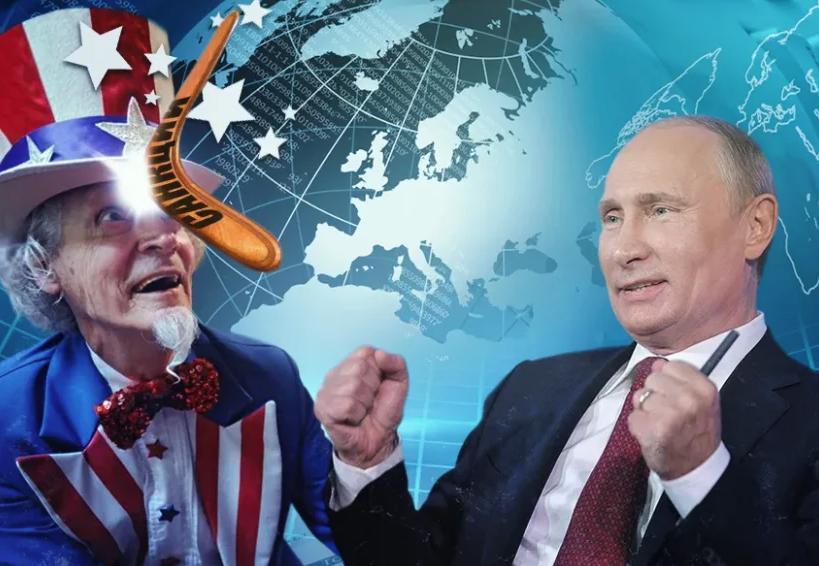 Россия впервые начинает диктовать Западу выгодные для нас условия