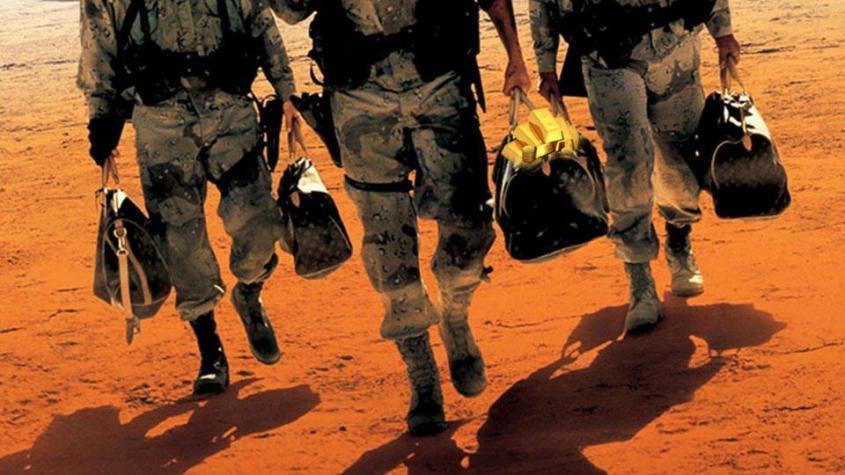 Покидая Афганистан, США прихватили его золото