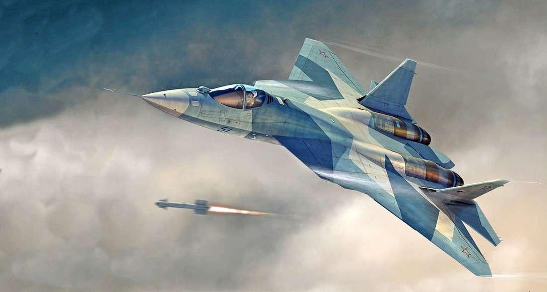 Пять секретов российского Т-50 (ПАК ФА)