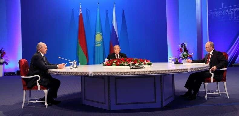 «Ошеломляющее» предложение России: Европа, бросай США и  присоединяйся к ЕАЭС