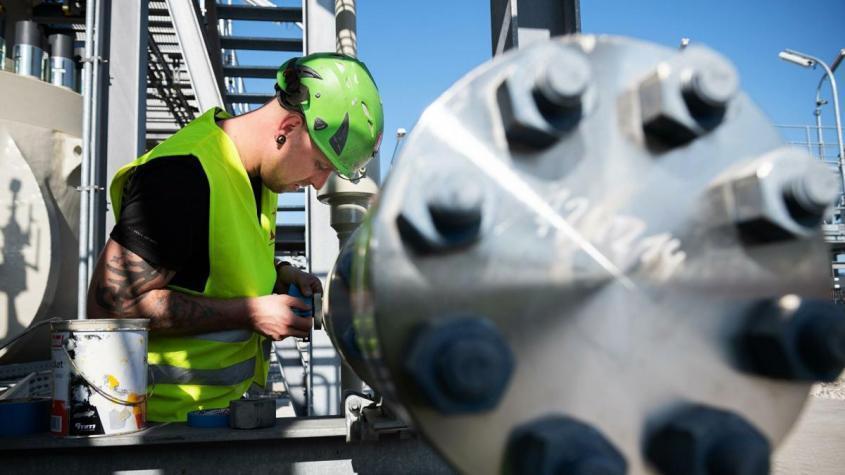 В Европе разразился газовый кризис: впереди зима, а хранилища наполовину пустые
